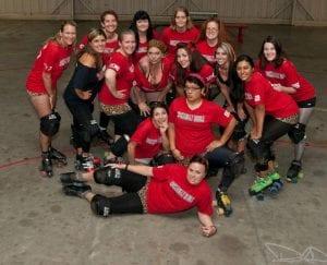 Lakeland Derby Dames - Rockabilly Rebels | 863area.com
