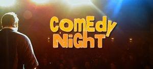 Comedy Night Banner   863area.com