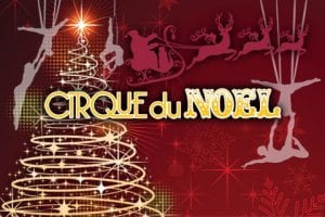 Cirque du Noel - Wed Dec. 12th, 2012 - The Lakeland Center