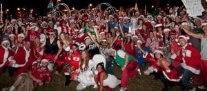 SantaCon Lakeland, FL 2012