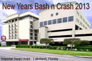 New Years Bash n Crash at Imperial Swan Hotel