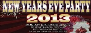 New Years Eve Party at Boots n Buckles Saloon