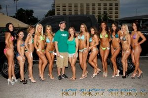 Florida Bikini Model by TBAproductions