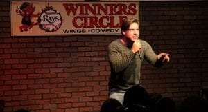 Comedy Night with Touring Comedian Darren Moore - Fri. Aug 2nd @ Winners Circle Lakeland
