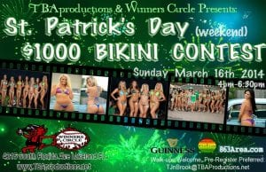St. Patricks Day Contest