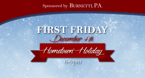 December First Friday