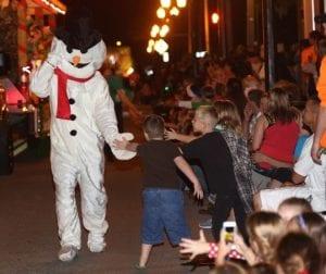 Lakeland Christmas Parade
