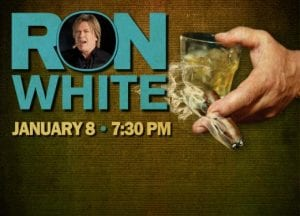 Jan 8th 2016 - Ron White Live at The Lakeland Center