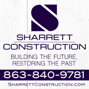 Sharrett Construction - Licensed General Contractor for Central Florida based Residential, Industrial, & Commercial Properties.