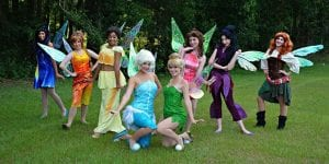 Kid Friendly, Dreams Come True Entertainment, Lakeland, Fairy Festival